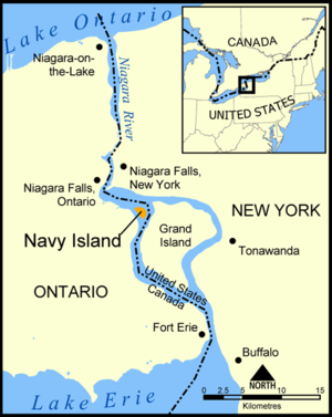 Republic of Canada - Navy Island