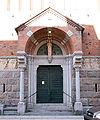 Nazaret Kirke Copenhagen entrance.jpg