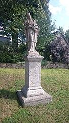 Statue heiliger Johannes Nepomuk