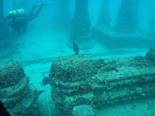 Neptune memorial reef 10