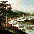 Netherlandish School - Ships Laid Up in the Medway - BHC0832 - Royal Museums Greenwich.jpg