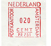 Netherlands stamp type PO-B1.jpg