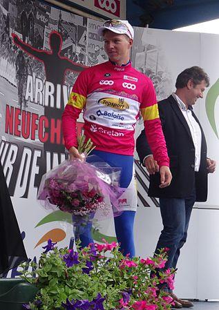 Neufchâteau - Tour de Wallonie, étape 3, 28 juillet 2014, arrivée (E38).JPG