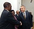 Neujahrsempfang afrikanische Botschafter mit Staatssekretär Lopatka (8380355638).jpg