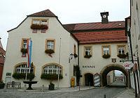 Neunburg vorm Wald Rathaus 40582.jpg