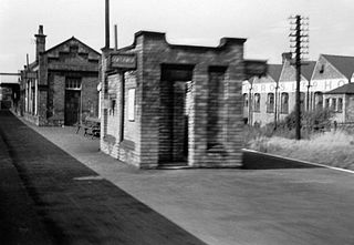 New Basford railway station