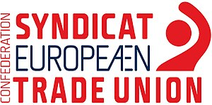 European Trade Union Confederation - Image: New ETUC logo