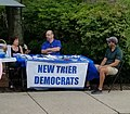 New Trier Democrats straw poll at Wilmette sidewalk sale 20170722 135554(0) (cropped).jpg