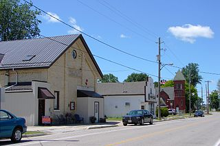 Newbury, Ontario Village in Ontario, Canada