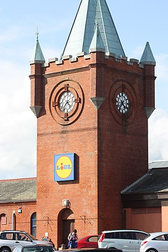 Lidl - Image: Newcastle, County Down (08), August 2009