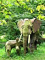 Newnham Paddox Sculpture Park - geograph.org.uk - 72141.jpg