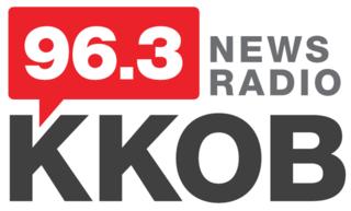 KKOB-FM News/talk radio station in Albuquerque, New Mexico