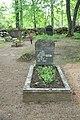 Nezināma karavīra kaps Ķurbes kapos, Dundagas pagasts, Dundagas novads, Latvia - panoramio.jpg