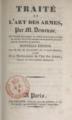 Nicolas Demeuse - Traité de l'art des armes, nouvelle édition, FRBNF30321878.png