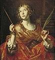 Nicolo da Simone - De heilige Ursula - 1805 (OK) - Museum Boijmans Van Beuningen.jpg