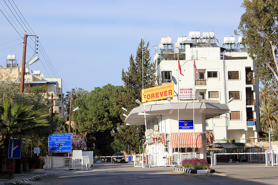 Nicosia Green Line 11