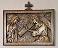 Niederlauterbach-St Margarethe-Kreuzweg-08-Jesus begegnet den weinenden Frauen X.jpg