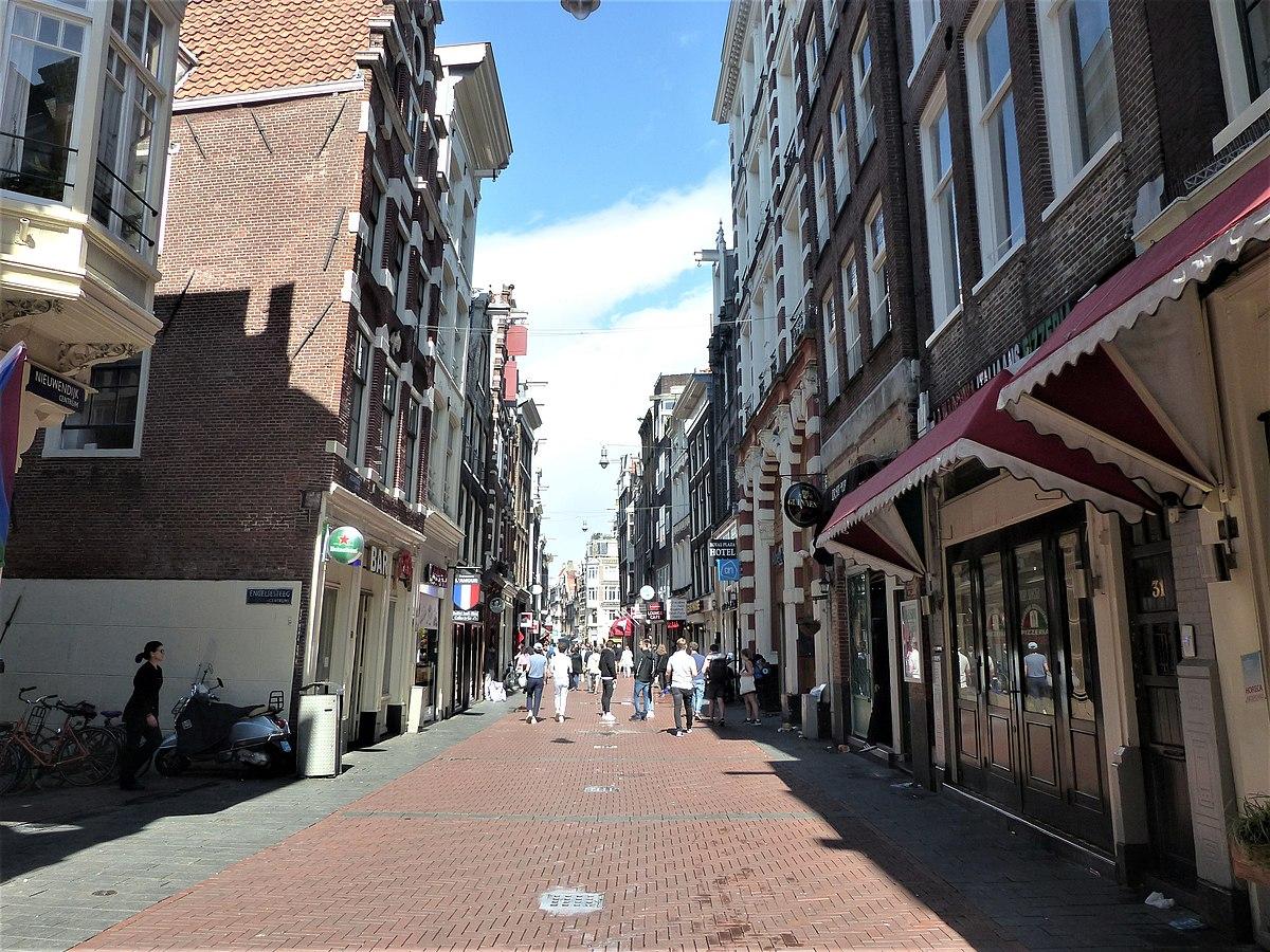 Shops Near Me >> Nieuwendijk, Amsterdam - Wikipedia