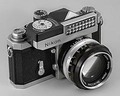 Nikon F with Clip-on Meter (4338886869).jpg