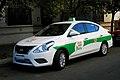 Nissan Versa, Taxi La Plata (Argentina).jpg