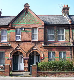 Cottage flat