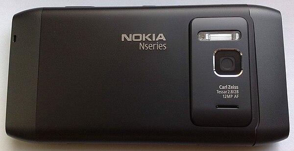 Nokia N8 on Wikinow | News, Videos & Facts