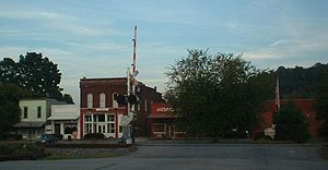 Normandy, Tennessee - Downtown Normandy