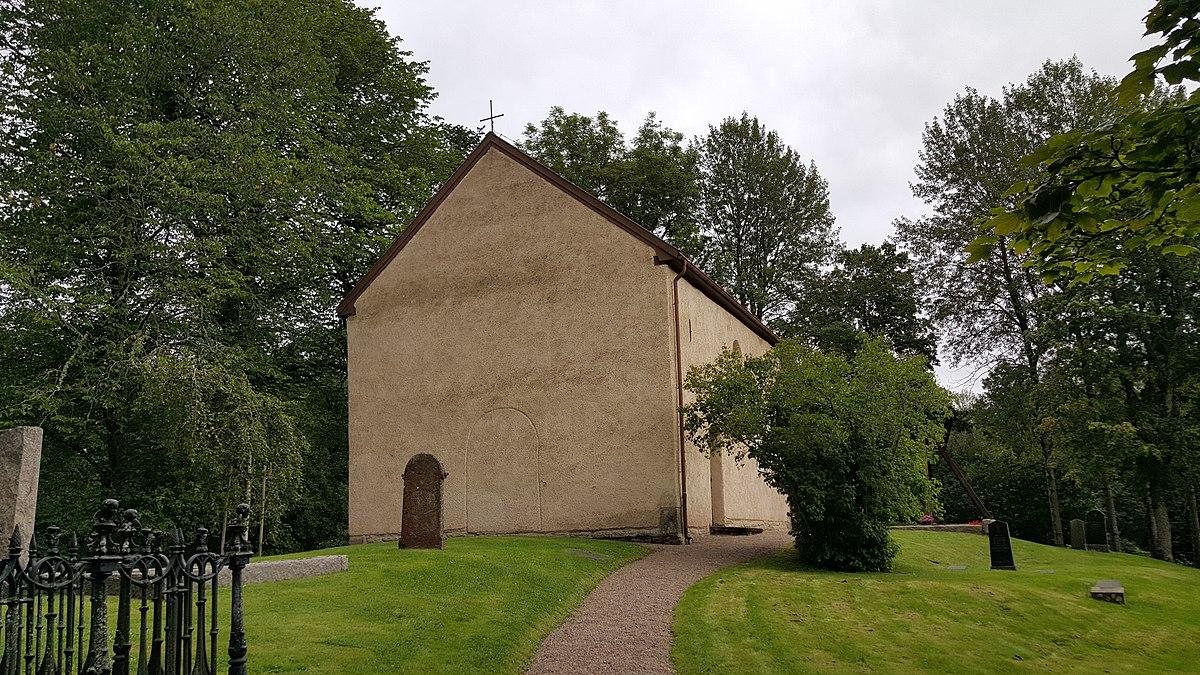 Fil:Norra Kyrketorps gamla kyrka - KMB - Wikipedia