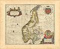Norvegia Regnum 1662.jpg