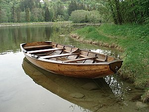 Dinghy - A Norwegian pram