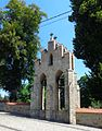 Nowy Wiśnicz - Dzwonnica przy Kościele parafialnym pod wezwaniem Wniebowzięcia Najświętszej Marii Panny AL01.jpg