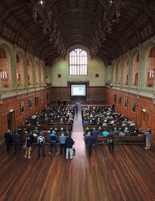 Nuclear Fuel Cycle Royal Commission public forum, Bonython Hall, University of Adelaide, 22 May 2015