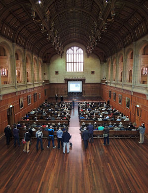 Nuclear Fuel Cycle Royal Commission - Nuclear Fuel Cycle Royal Commission public forum, Bonython Hall, University of Adelaide, 22 May 2015
