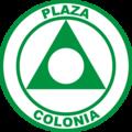 Nuevo escudo Club Plaza Colonia de Deportes.png