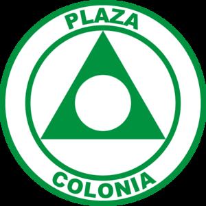 Club Plaza Colonia de Deportes - Image: Nuevo escudo Club Plaza Colonia de Deportes