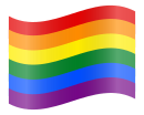 Nuvola LGBT flag borderless.svg