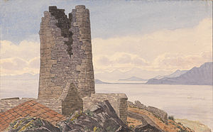O'Hara's Tower - Image: O'Hara's Tower, Gibraltar