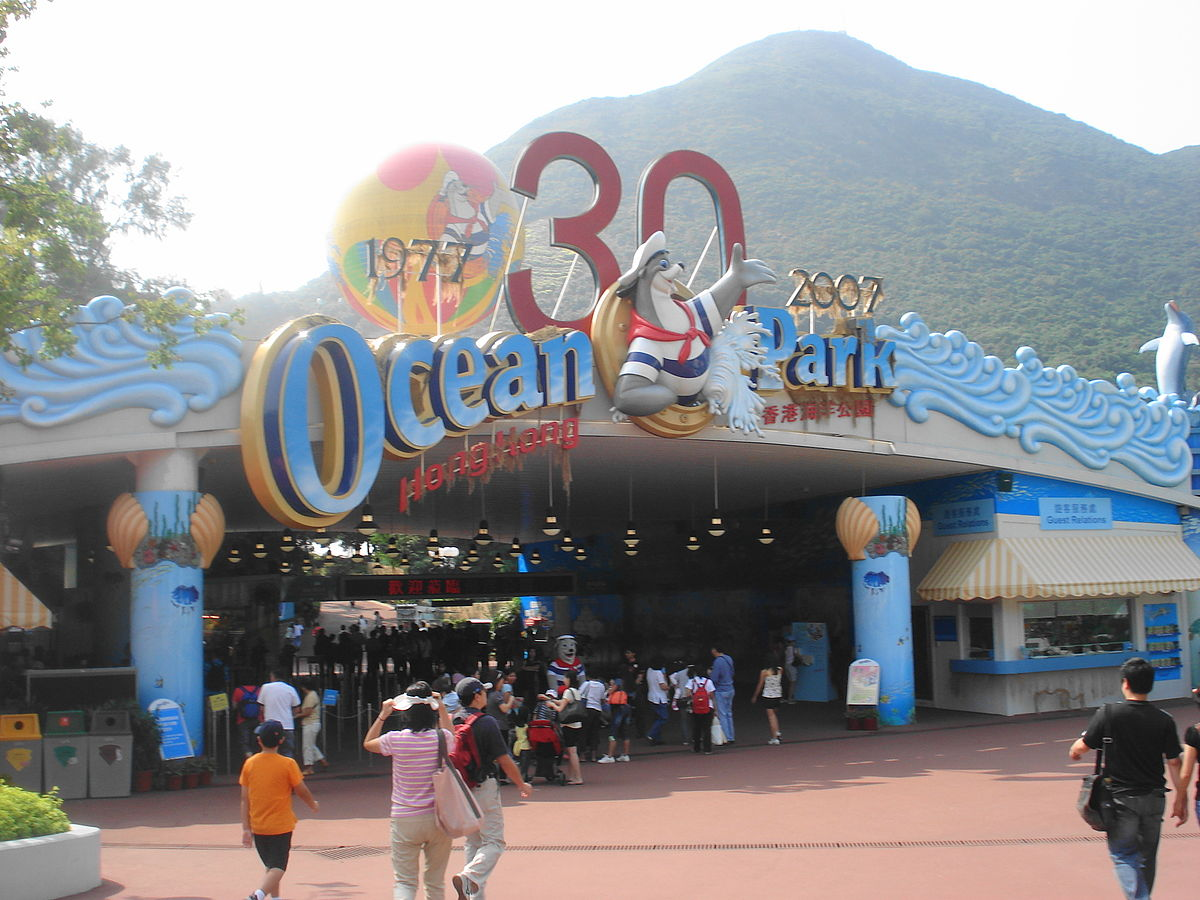 the situation of hong kongs ocean park Construction progress on ocean park expansion, hong kong daily updates from  mar 2016 posts: 927 source:  .