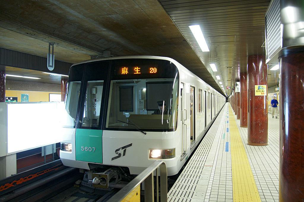 Odori Station Sapporo01s3s3870
