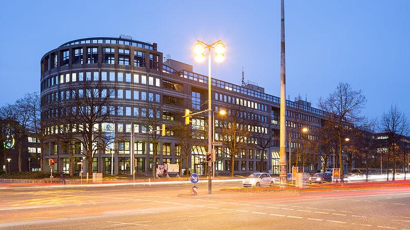 File Office Building Braunschweiger Platz Hans Boeckler