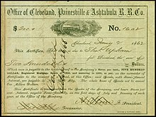 Cleveland, Painesville and Ashtabula Railroad (1848–1869) - Wikipedia