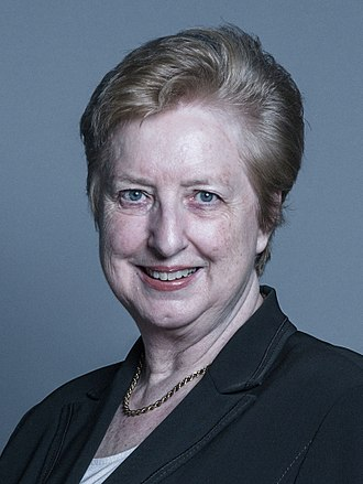 Angela Browning - Image: Official portrait of Baroness Browning crop 2
