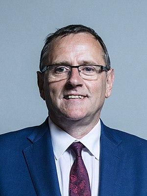 Phil Wilson (British politician) - Image: Official portrait of Phil Wilson crop 2