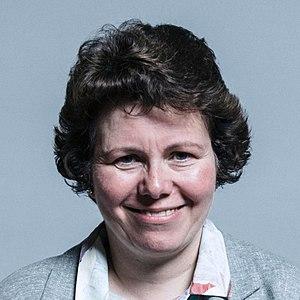 Susan Jones - Image: Official portrait of Susan Elan Jones crop 3