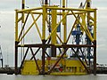 Offshore transformer, Belfast - geograph.org.uk - 1524785.jpg