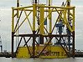 Offshore transformer, Belfast - geograph.org.uk - 1524785.jpg