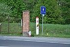 Ogrodniki - Lazdijai border crossing.jpg