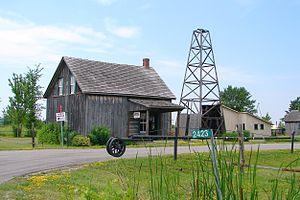 Oil Springs, Ontario - Oil Museum