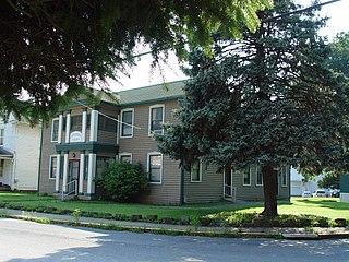 Harner Homestead United States historic place