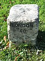 Old Milepost - geograph.org.uk - 1535225.jpg
